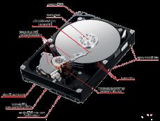 Восстановление данных с жёсткого диска